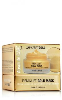 24 Karat Gold Firming Maske von Absolute Care