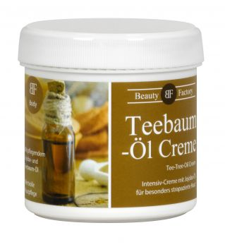 Teebaum-Öl Creme - Beauty Factory