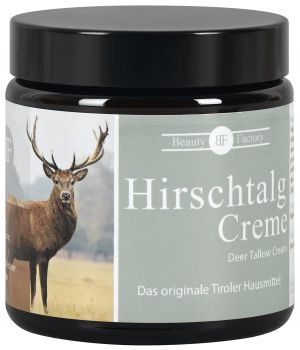 Hirschtalg Creme - Beauty Factory