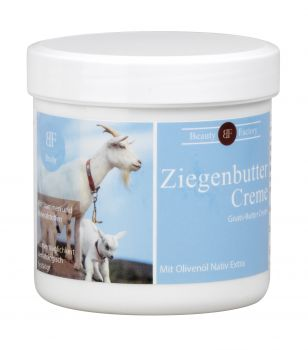 Ziegenbutter Creme - Beauty Factory