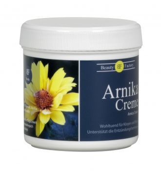 Arnika Creme - Beauty Factory