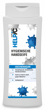 Desinfektions-Handseife von HELPIC sanity care