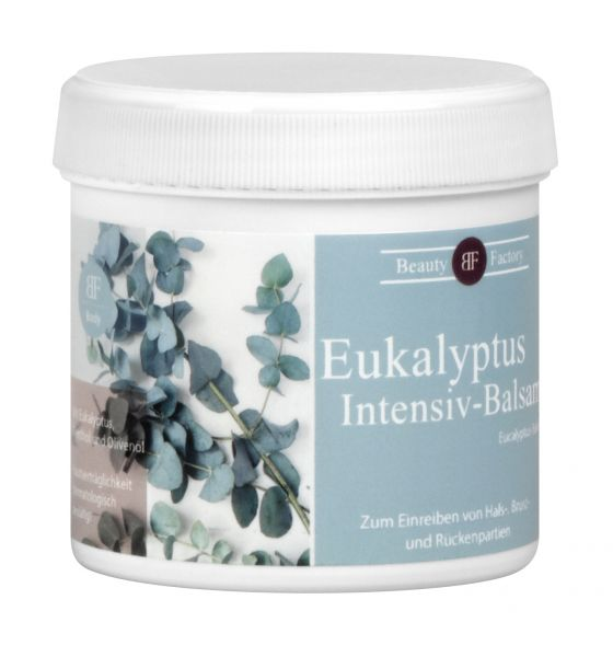 Eukalyptus Intensiv-Balsam von Beauty Factory