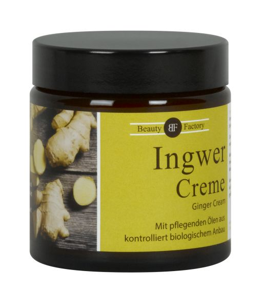 Ingwer Creme - Beauty Factory