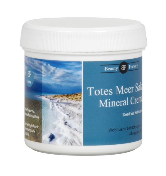 Totes Meer Salz Mineral Creme - Beauty Factory