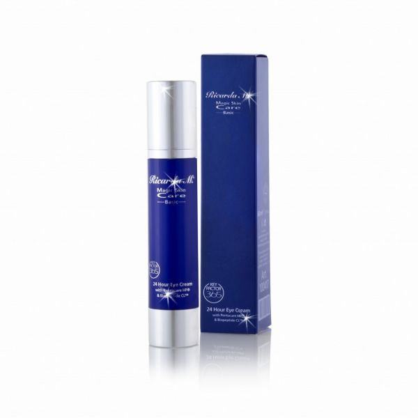 Augenpflege 24 Hour MSC Eye Cream - Richarda M.